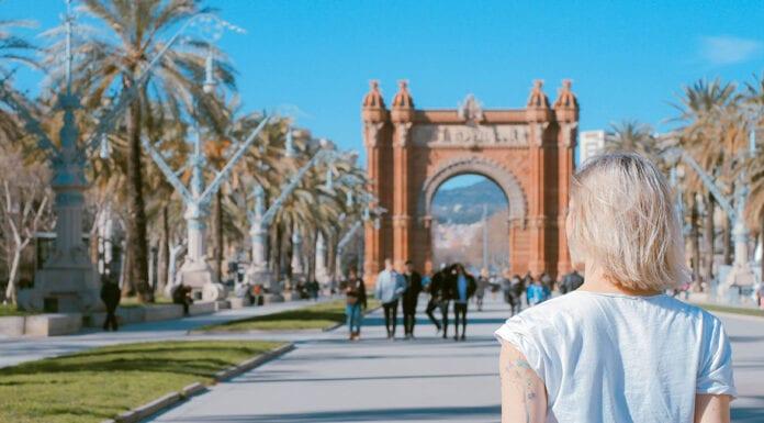8x doen in Barcelona de Wandelpromenade
