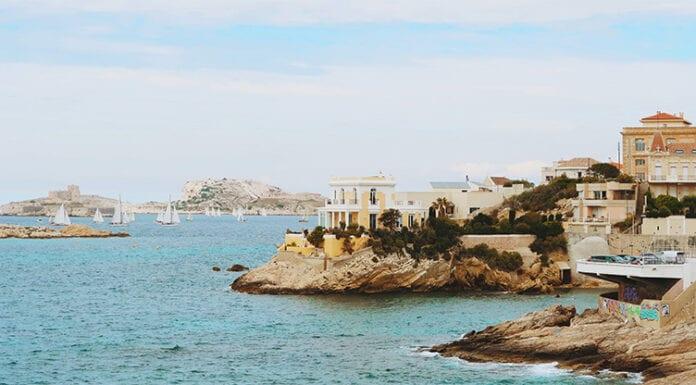 stedentrip naar Marseille