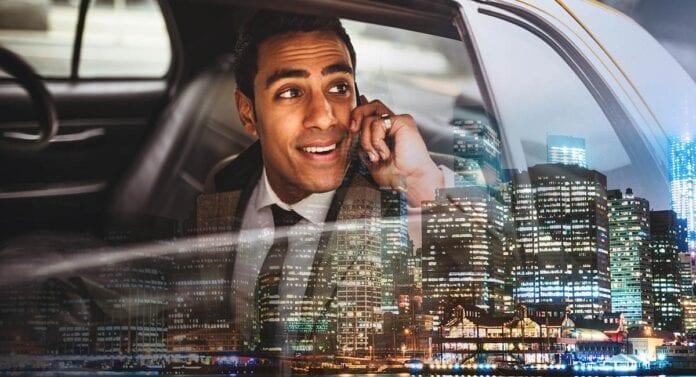 Boek je taxi online