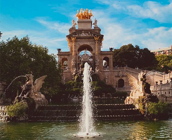 zien en doen in Barcelona | Parc ciutedella