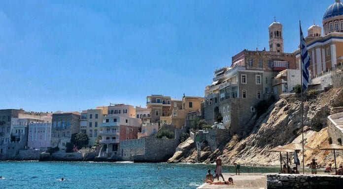 eilandhoppen griekenland syros
