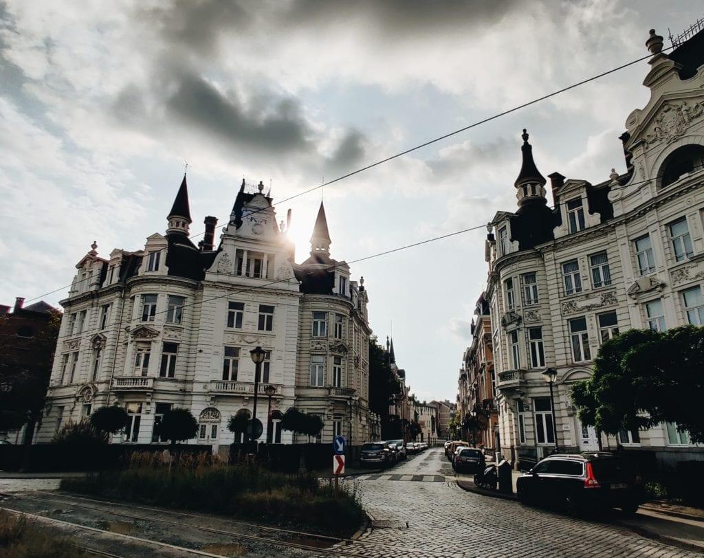 48 uur in Antwerpen en je ziet deze deze architectuur