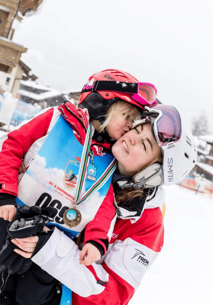 Het leven van een skileraar: de prijsuitreiking