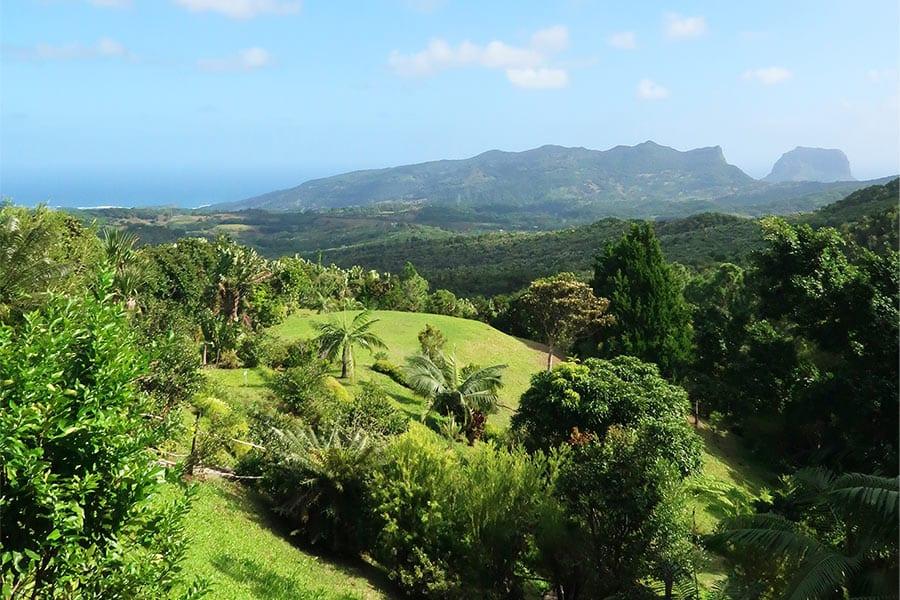 Genieten van de natuur tijdens een vakantie Mauritius