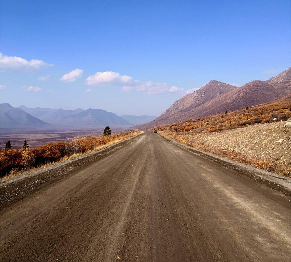 Road in Canada- Daphne