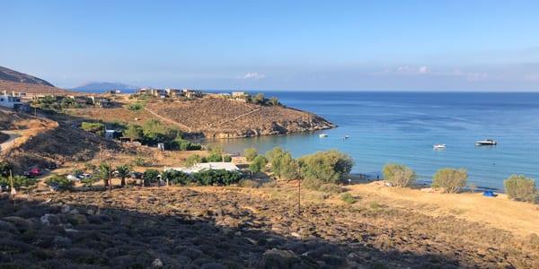 De kust van Sarifos