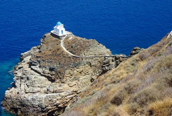 Kastro of Sifnos