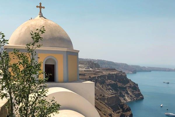 Eilandhoppen Griekenland: Santorini