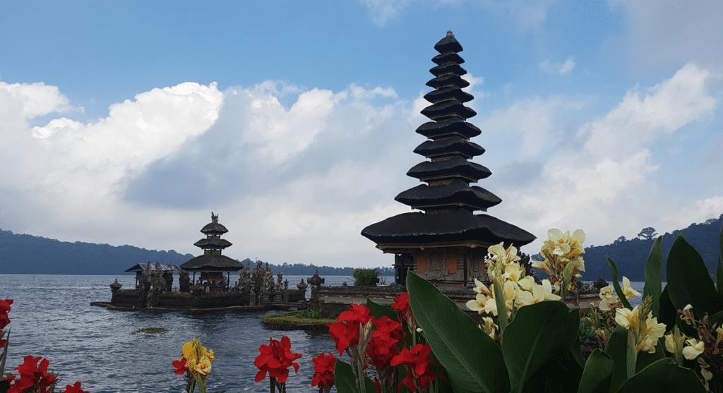 Tempels op Bali: Pura Ulan Danu Bratan