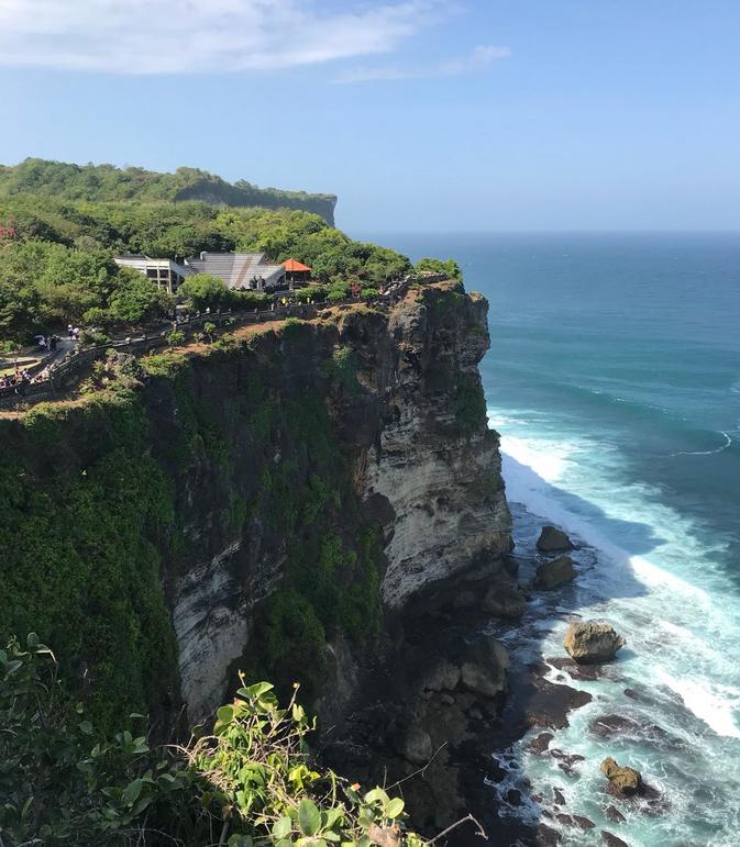 Bezoek de Pura Ulu Wata tempel tijdens 3 dagen in Uluwatu