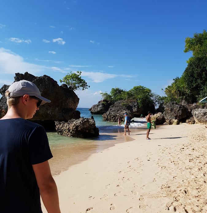 Bezoek Padang Padang Beach tijdens jouw 3 dagen in Uluwatu