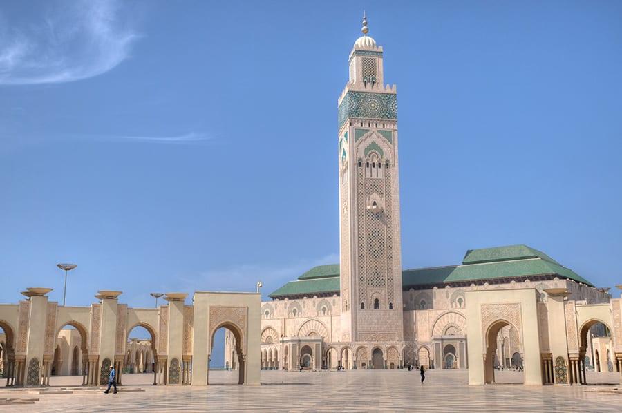 Moskee Casablanca