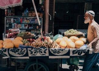 de smaak van marokko