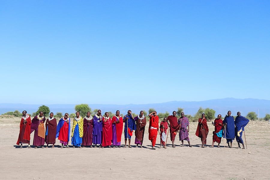 reis naar kenia de masai