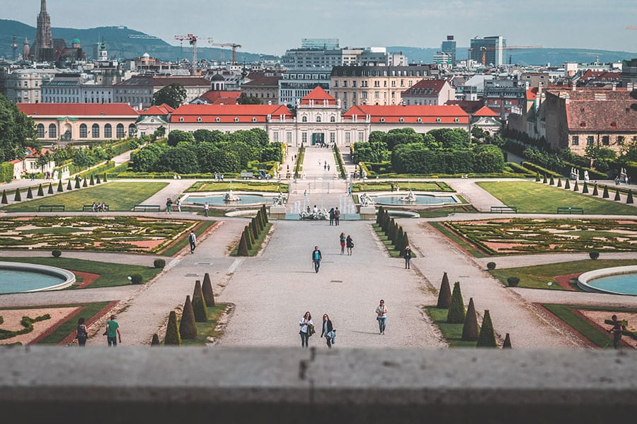 Ontdek de highlights van Wenen