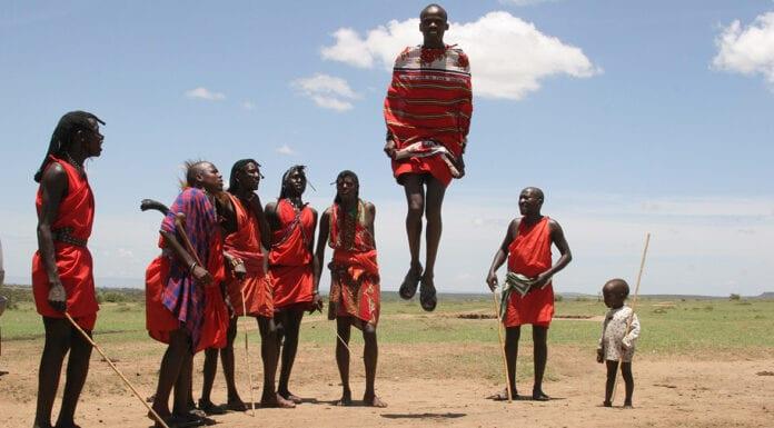 reis naar kenia