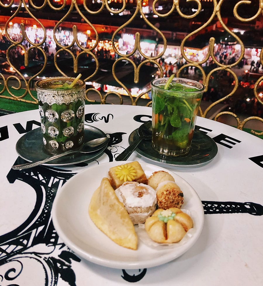eten in marokko