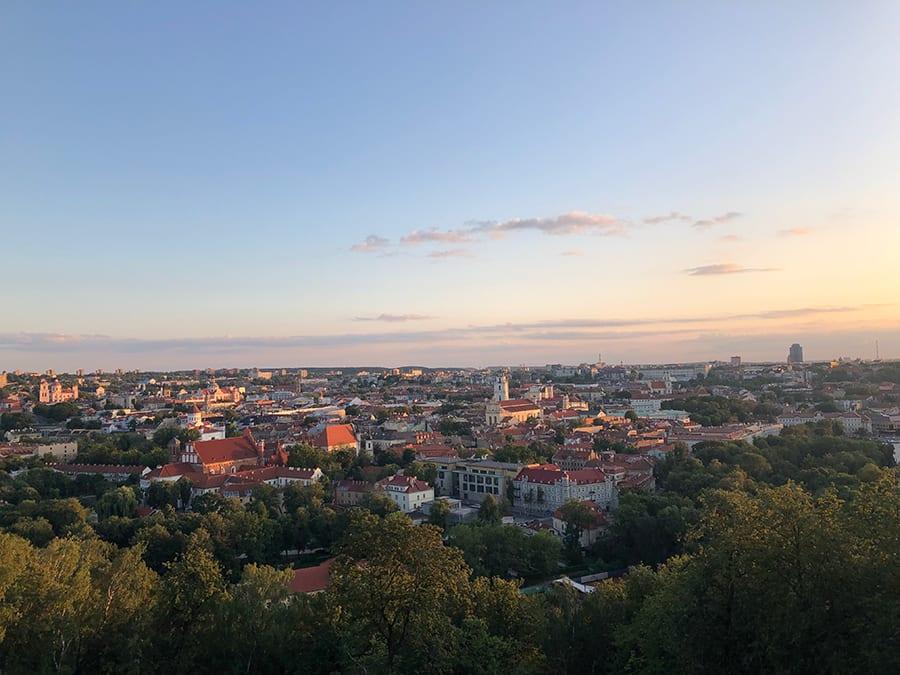 vilnius een van de goedkope steden in europa