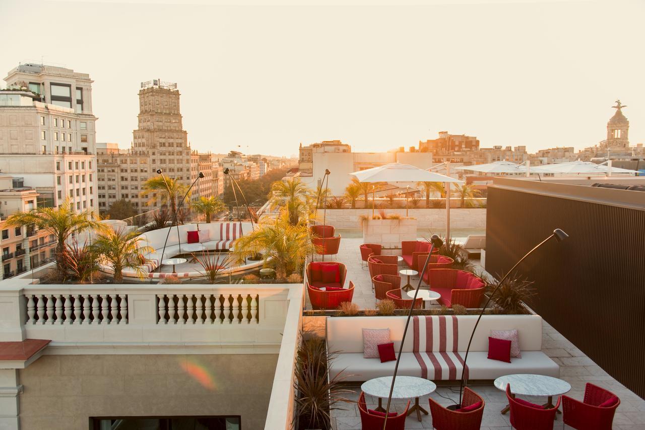 Dakterras Hotel Almanac Barcelona