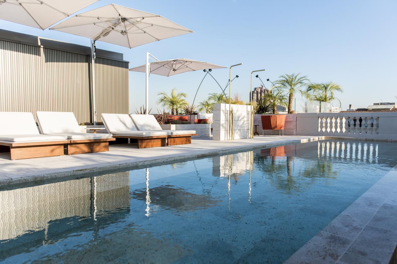 Zwembad Hotel Almanac Barcelona