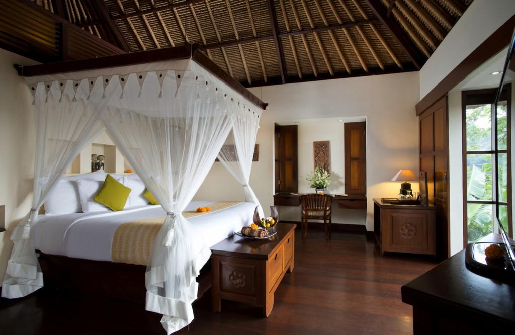 Interieur kamer Hanging Gardens Bali