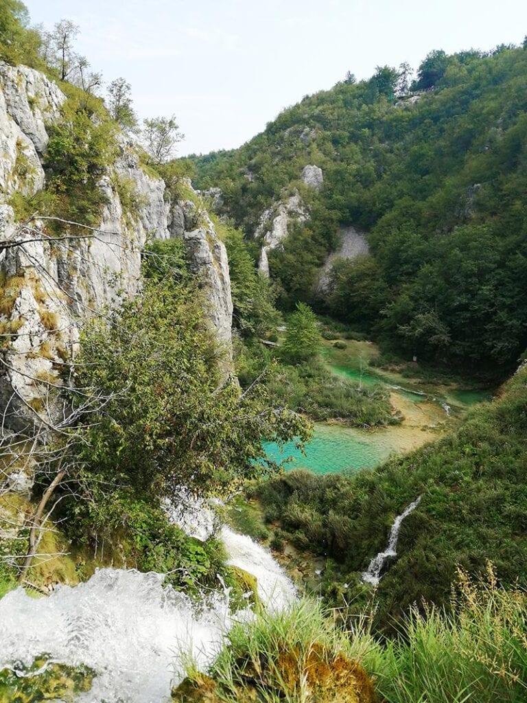 mooie natuur kroatie