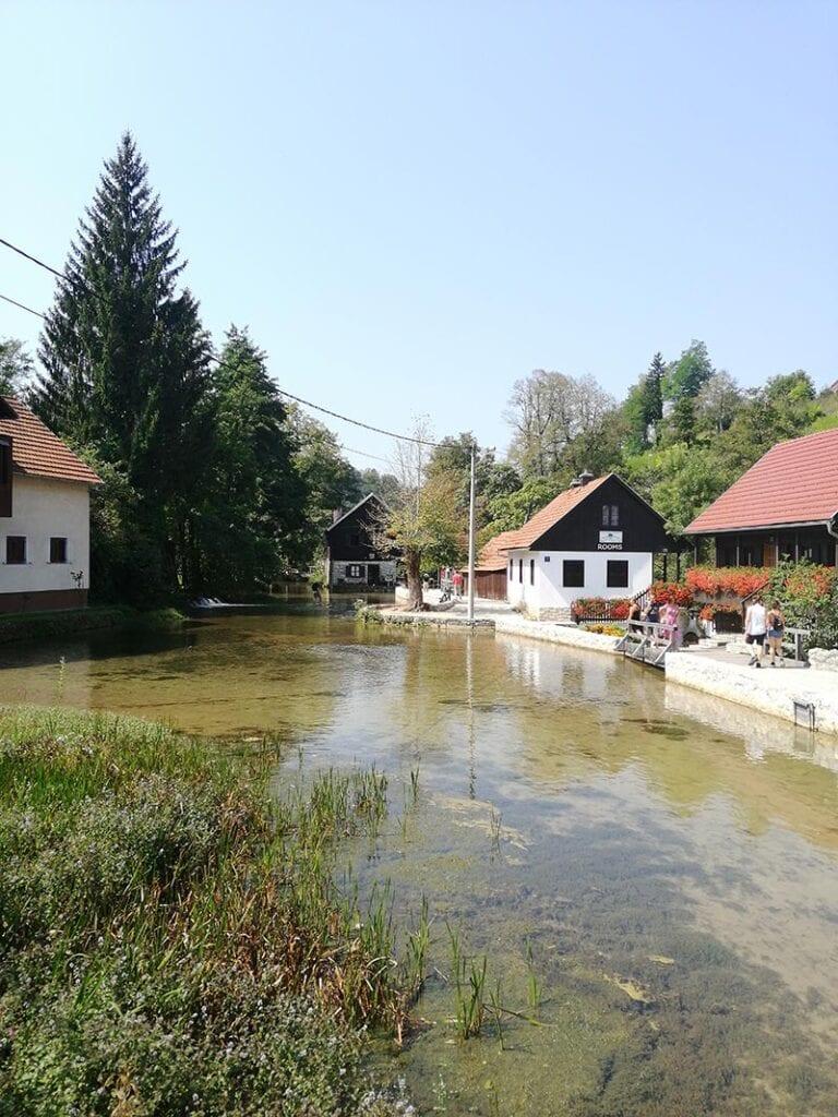 Natuur in Kroatië