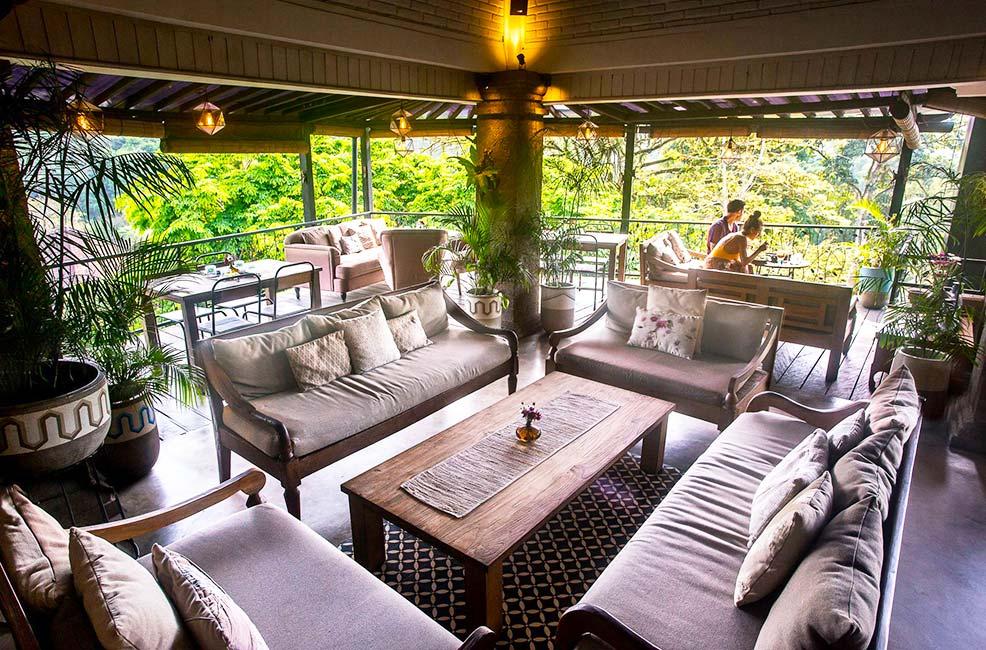 Restaurant ZEST in Ubud