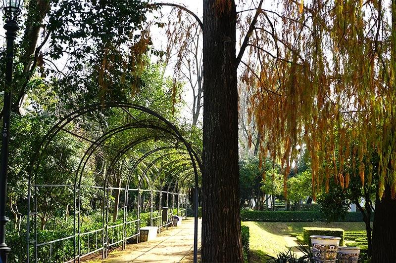 Maria Louisa Park in Sevilla