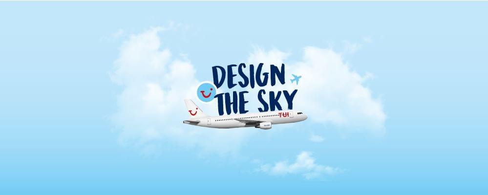 Design the Sky actie TUI
