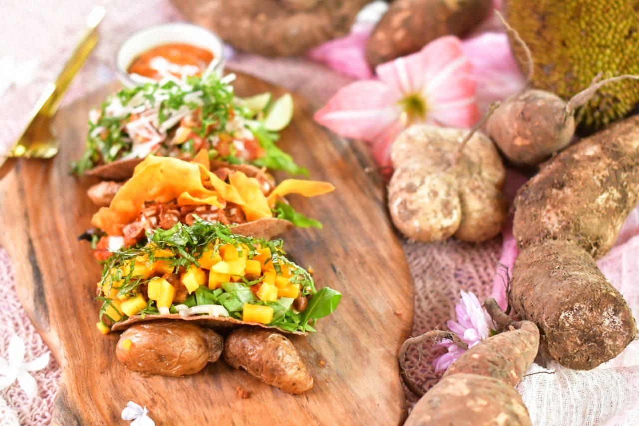 Eten bij ZEST in Ubud