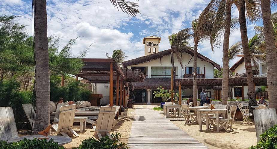 Cumbuco resort tijdens je reis naar Brazilië