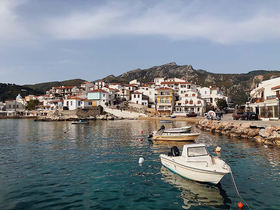 Samos griekenland