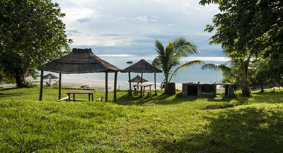 Malawimeer uitzicht