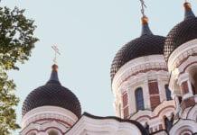 reis naar de baltische staten kerk Tallinn