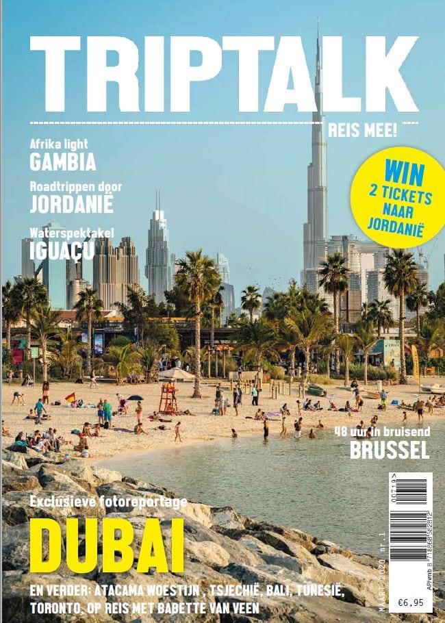 TripTalk nummer 9 magazine
