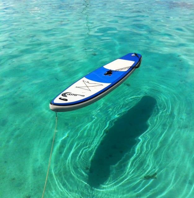 Helder water Frans Polynese
