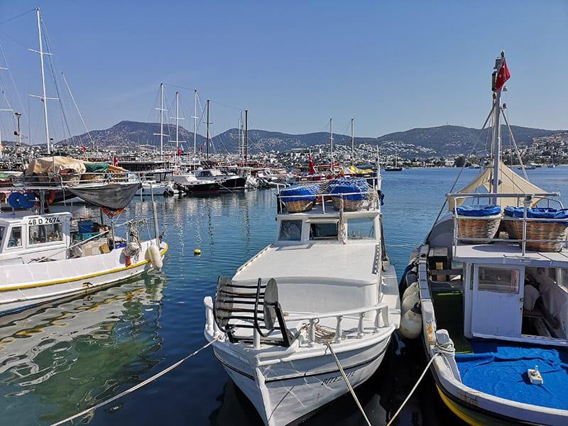 Haven Egeïsche kust