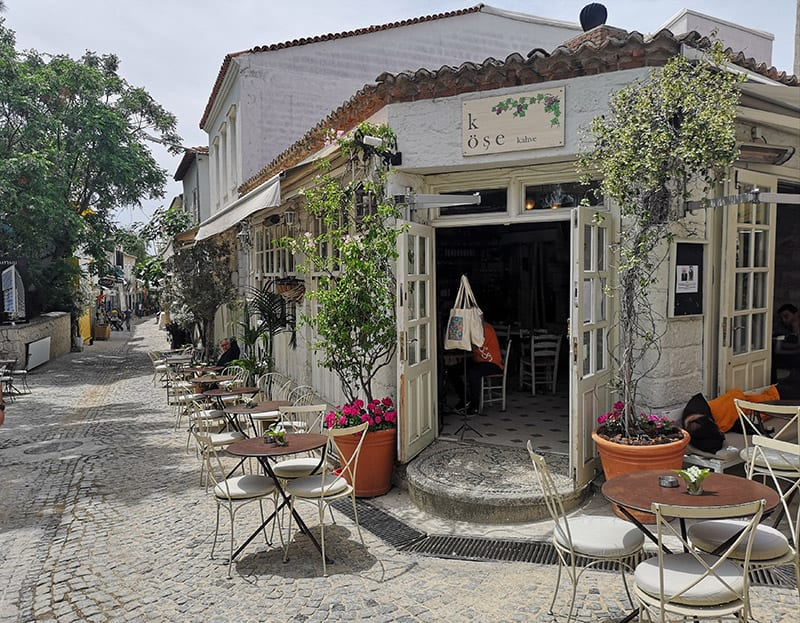 restaurant Egeïsche kust