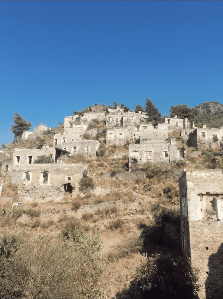 Ruïnes van Kayaköy, Fethiye