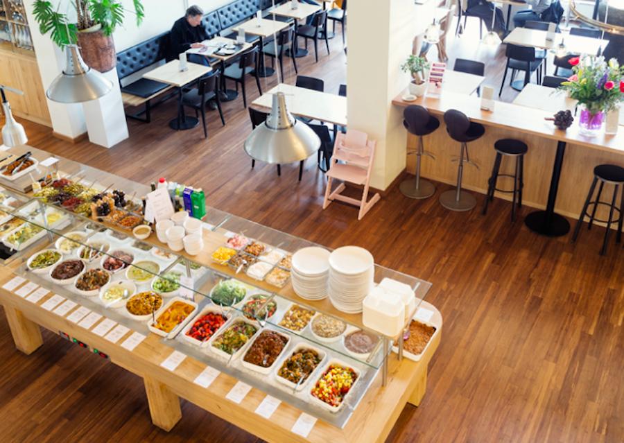Spirit Vegan Food Hotspots Rotterdam