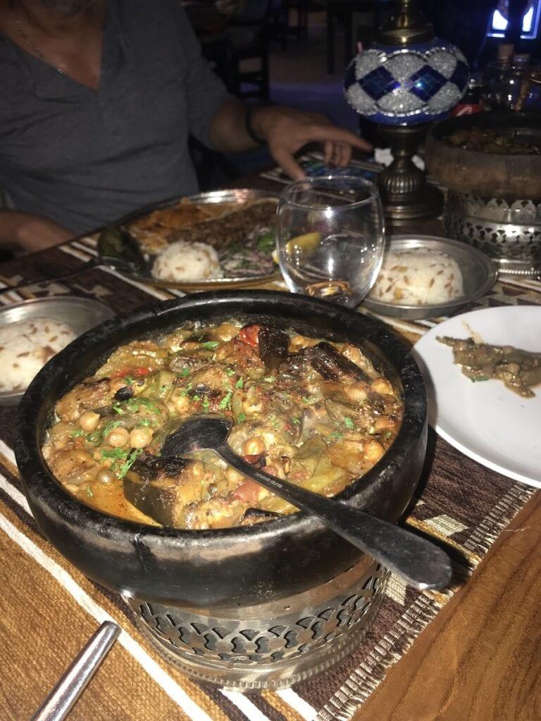 Turks eten restaurant old town Fethiye