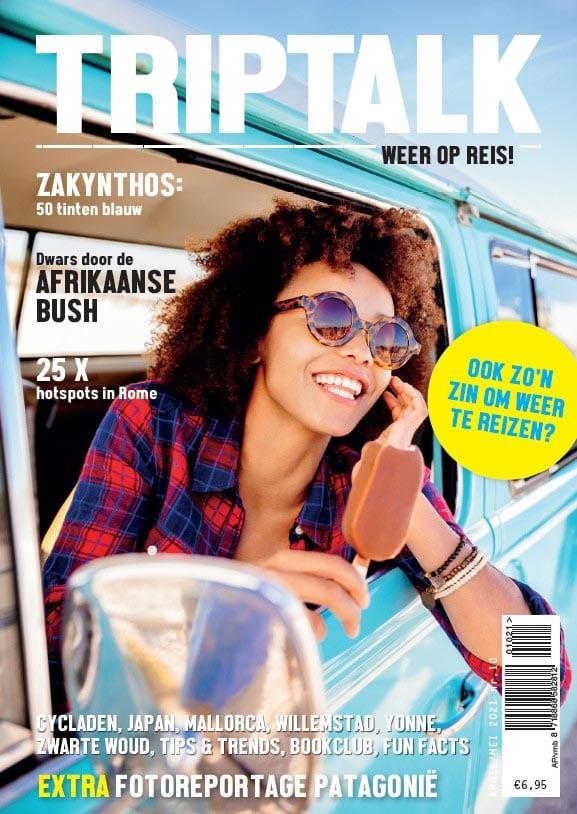 TripTalk magazine 10 cover