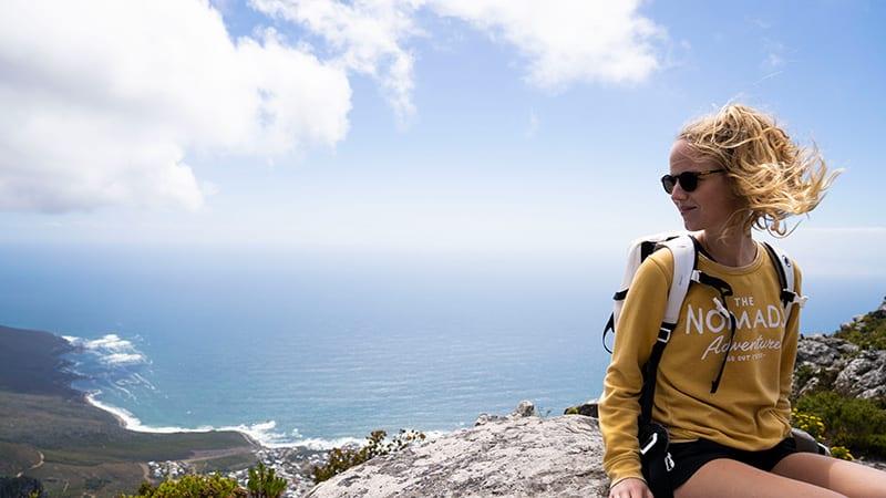 Trailrunnen Tafelberg