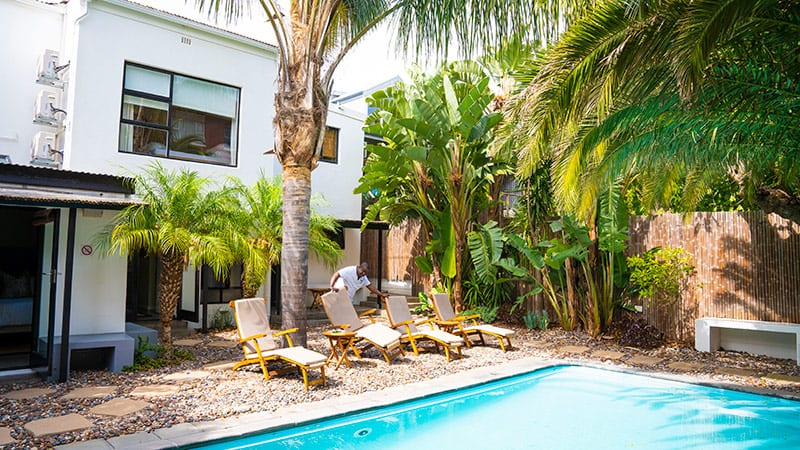 antrim villa hotels in kaapstad