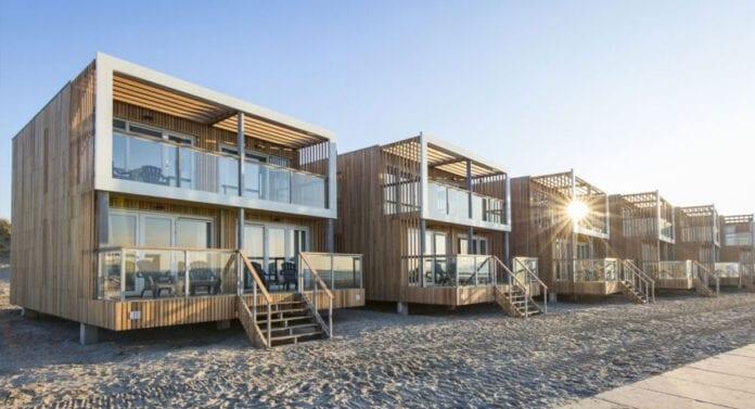 Genieten aan het strand in deze beach villas