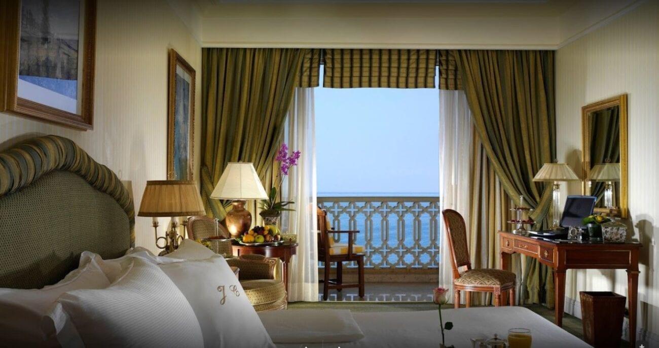 Kamer in het Le Vendome hotel Beirut