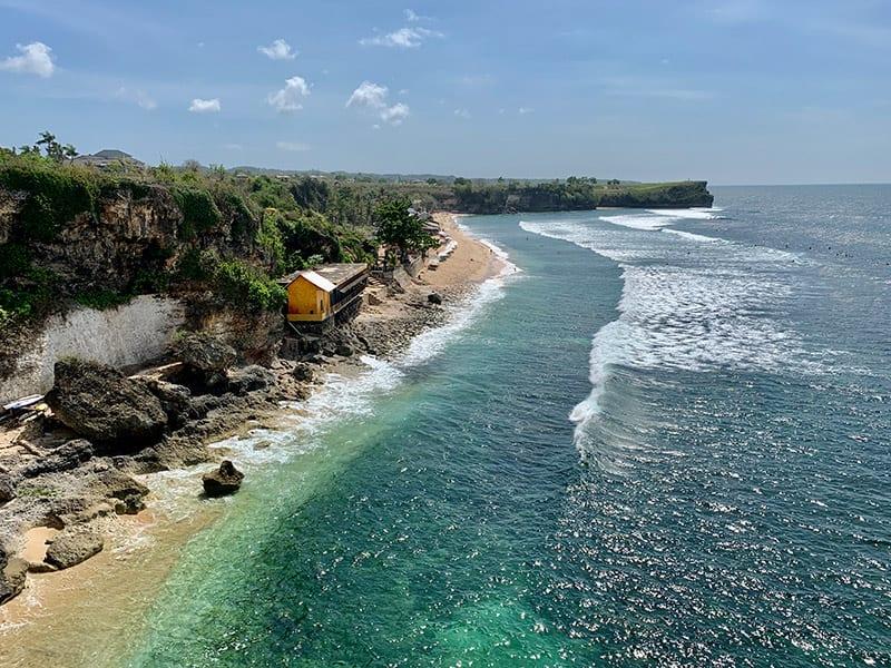 Uluwatu beaches