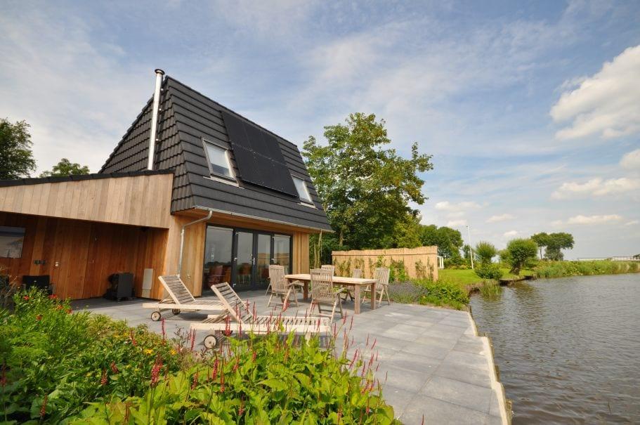 Vakantie in Nederland in dit huis in Jannum