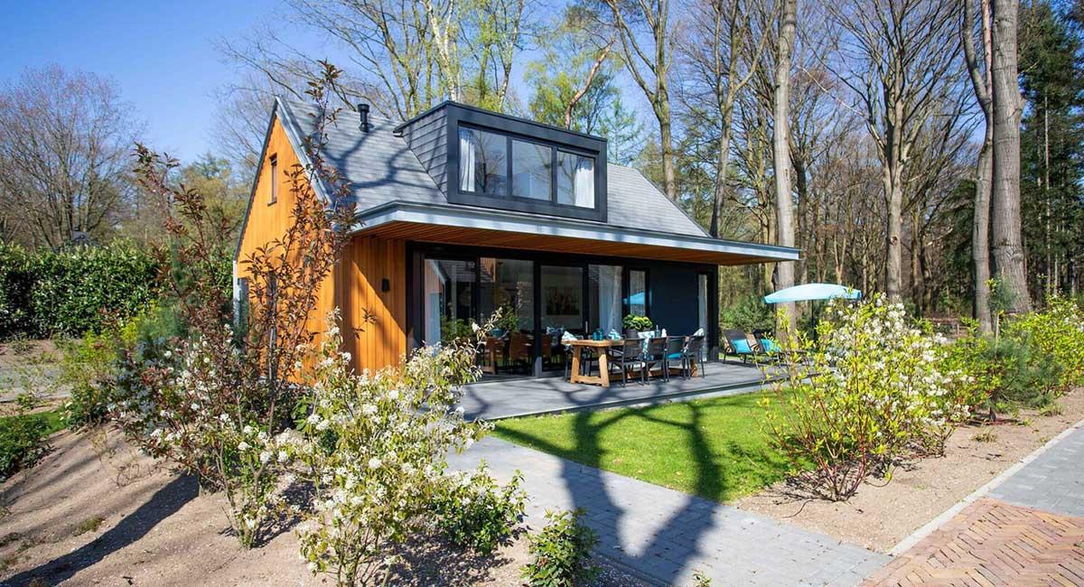 Vakantie in Nederland in een Vakantiehuis op Landgoed Scheleberg